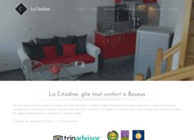 la-citadine-bayeux.com