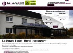 la-haute-foret.com