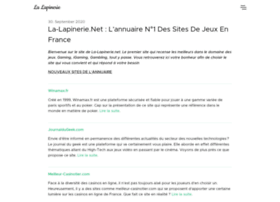 la-lapinerie.net