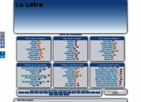 la-letra.com