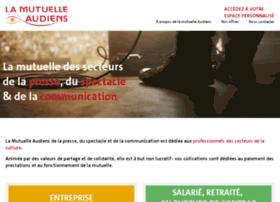 la-mutuelle-audiens-presse-spectacle-communication.audiens.org
