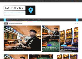 la-pause.net