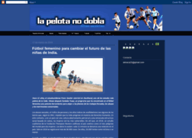 la-pelota-no-dobla.blogspot.com