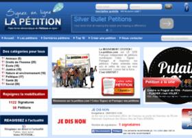 la-petition.com