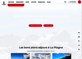 la-plagne.com