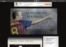 la-plume-du-football.over-blog.com