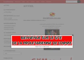 la-proletarienne.com