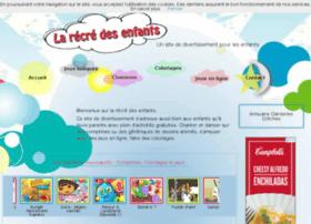 la-recre-des-enfants.fr