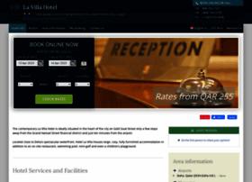 la-villa-hotel-doha.h-rez.com