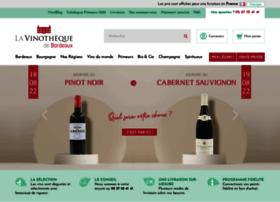 la-vinotheque.com