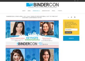 la.bindercon.com