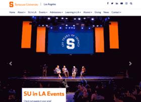 la.syr.edu