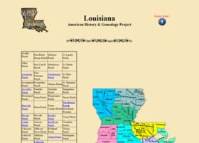 laahgp.genealogyvillage.com