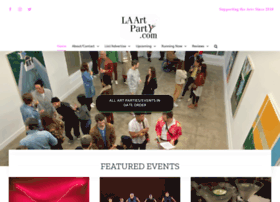 laartparty.com