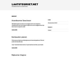 laatstegroet.net