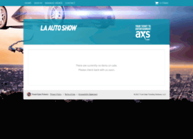 laautoshow.frontgatetickets.com