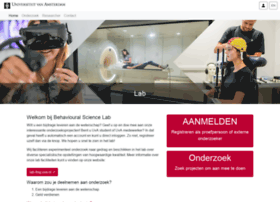 lab.uva.nl