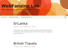 lab.webfanzine.com