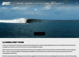 labarrasurfcamp.com