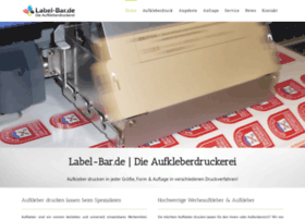 label-bar.de