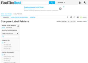 label-printers.findthebest.com