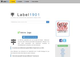 label1901.com