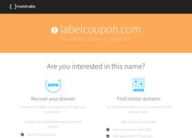 labelcoupon.com