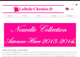 labellechemise.fr