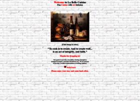 labellecuisine.com