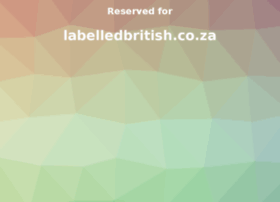 labelledbritish.co.za