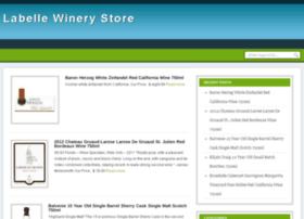 labellewinerystore.com