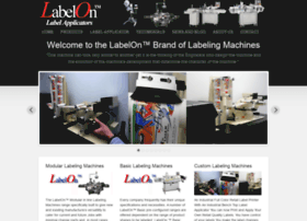 labelonlabelingmachines.com