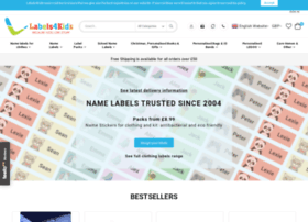 labels4kids.com