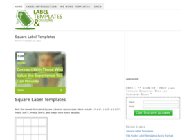 labeltemplates.org