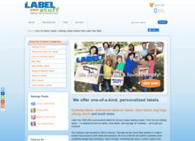 labelyourstuff.com