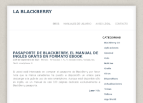 lablackberry.com