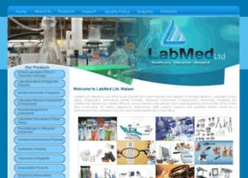 labmed-malawi.com