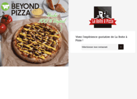 laboiteapizza.com