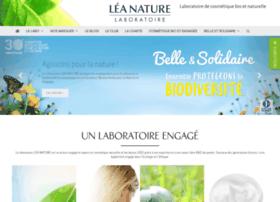 laboratoire-leanature.com