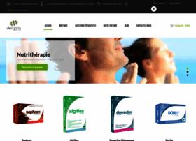 laboratoires-dergam.com