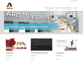 laboratorio-ariston.com.ar