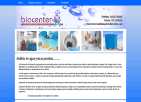 laboratoriobiocenter.com