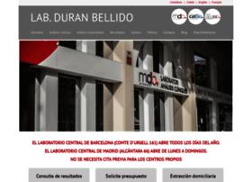 laboratoriodeanalisisclinicos.com
