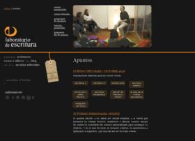 laboratoriodeescritura.com