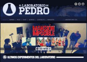 laboratoriodepedro.com