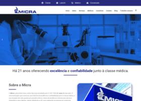 laboratoriomicra.com.br