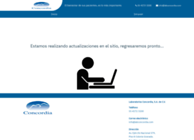 laboratoriosconcordia.com.mx