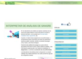 laboratoriosdeanalisis.com