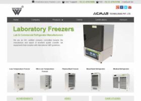 laboratory-freezers.com