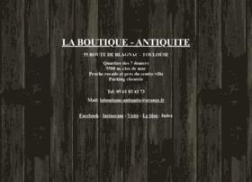 laboutique-antiquite.com